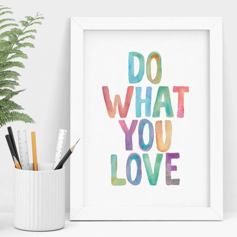 do-what-you-love-watercolour-typography-print