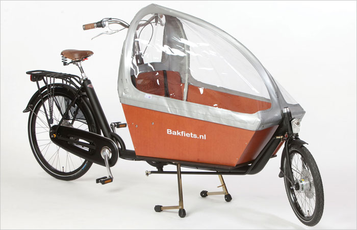 bakfiets_long_cargo_side_silver_cover